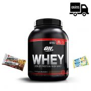 KIT: On Whey 100% 2,04Kg + 4x Barrinhas
