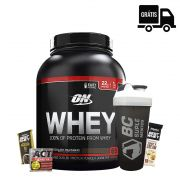 KIT: On Whey 2,04Kg + Coqueteleira + Brindes