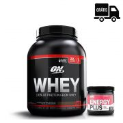 KIT: On Whey 2,04Kg + Energy Plus 150g