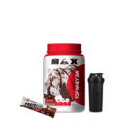 KIT: Top Whey 3W + Protobar + Coqueteleira