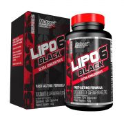 Lipo 6 Black Ultra Concentrado 120 Caps. - Nutrex
