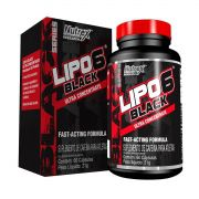Lipo 6 Black Ultra Concentrado 60 Caps. - Nutrex