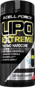 Lipo Extreme 120 Caps. - Cell Force