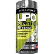 Lipo Super HD 60 Caps. - Cell Force