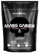 Mass Gainer Refil 3kg - Black Skull