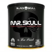 Mr. Skull 22 Packs - Black Skull