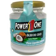Óleo de Coco Extra Virgem 200ml - Power One