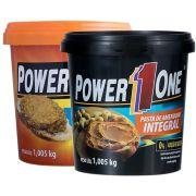 Pastas Amendoim 1Kg - PowerOne