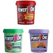 Pastas Proteicas 500g - Power1One (Val. 28/07/19)