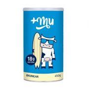 Pote de Whey +Mu 450g - +Mu