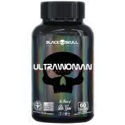 UltraWoman Multivitamínico Feminino 60 Caps. - Black Skull