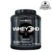 Whey 3HD 1,8kg - Black Skull