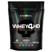 Whey 4HD 837g Refil - Black Skull