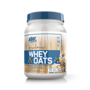 Whey & Oats 700g - Optimum Nutrition