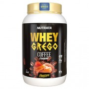 Whey Grego Coffee Cream 900g - Nutrata