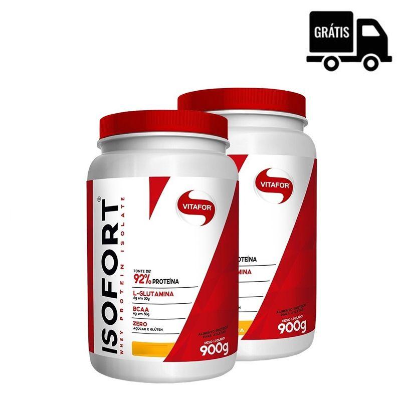 2x ISOFORT 900g - VITAFOR