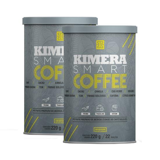2x Kimera Smart Coffee 220g - Iridium Labs