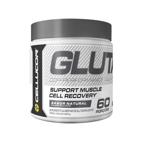 Glutamina 300g - Cellucor