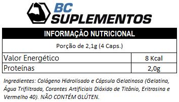 3x Ella Collagen 120 Caps. - Atlhetica Nutrition