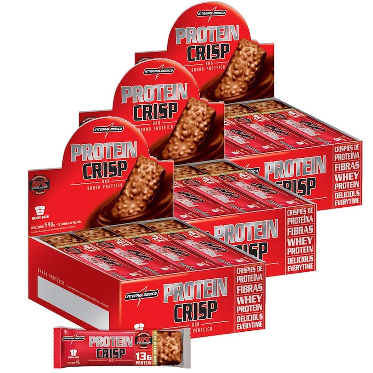 3x Protein Crisp 12 Uni. (36 Total)