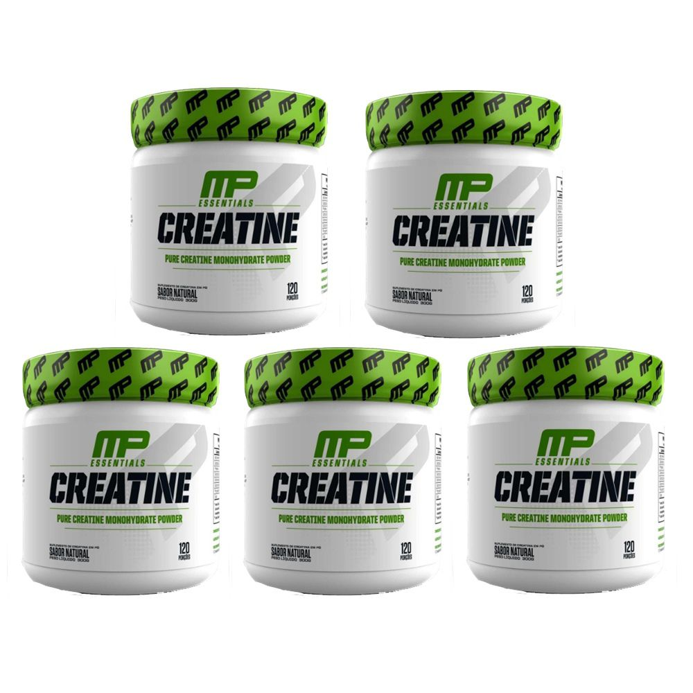5x Creatine 300g - Muscle Pharm
