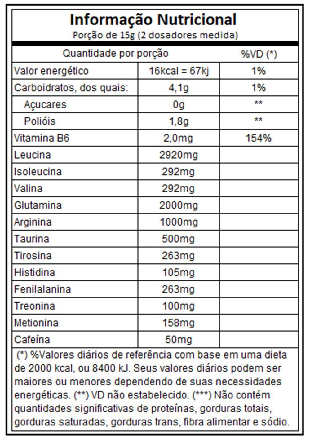 Amino HD Fusion 450g - Atlhetica Nutrition