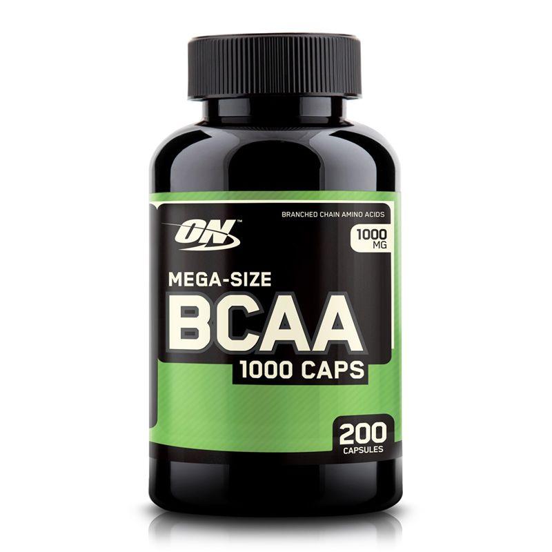BCAA 1000 200 Caps. - Optimum Nutrition