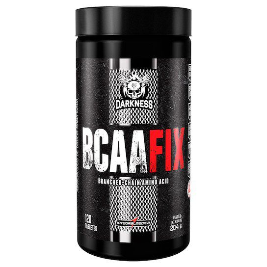BCAA FIX 120 Caps. - IntegralMedica