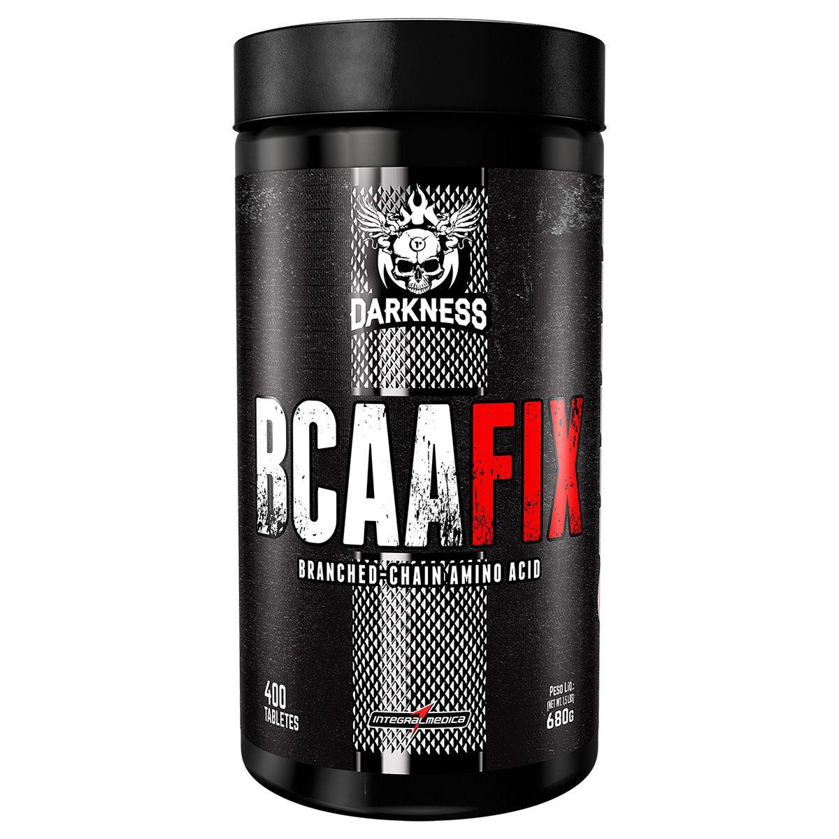 BCAA FIX 400 Caps. - IntegralMedica