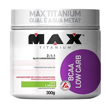 BCAA Low Carb 300g - MaxTitanium