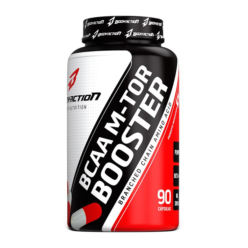 Bcaa M-Tor Booster (90 Caps.) - BodyAction