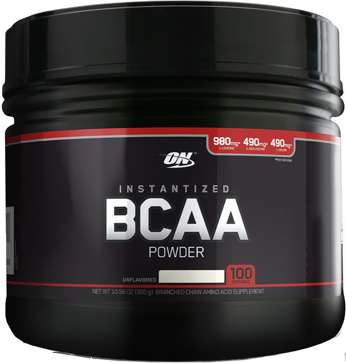 BCAA Powder 300g (Black Line) - Optimum Nutrition