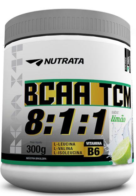 BCAA TCM 300g - NUTRATA