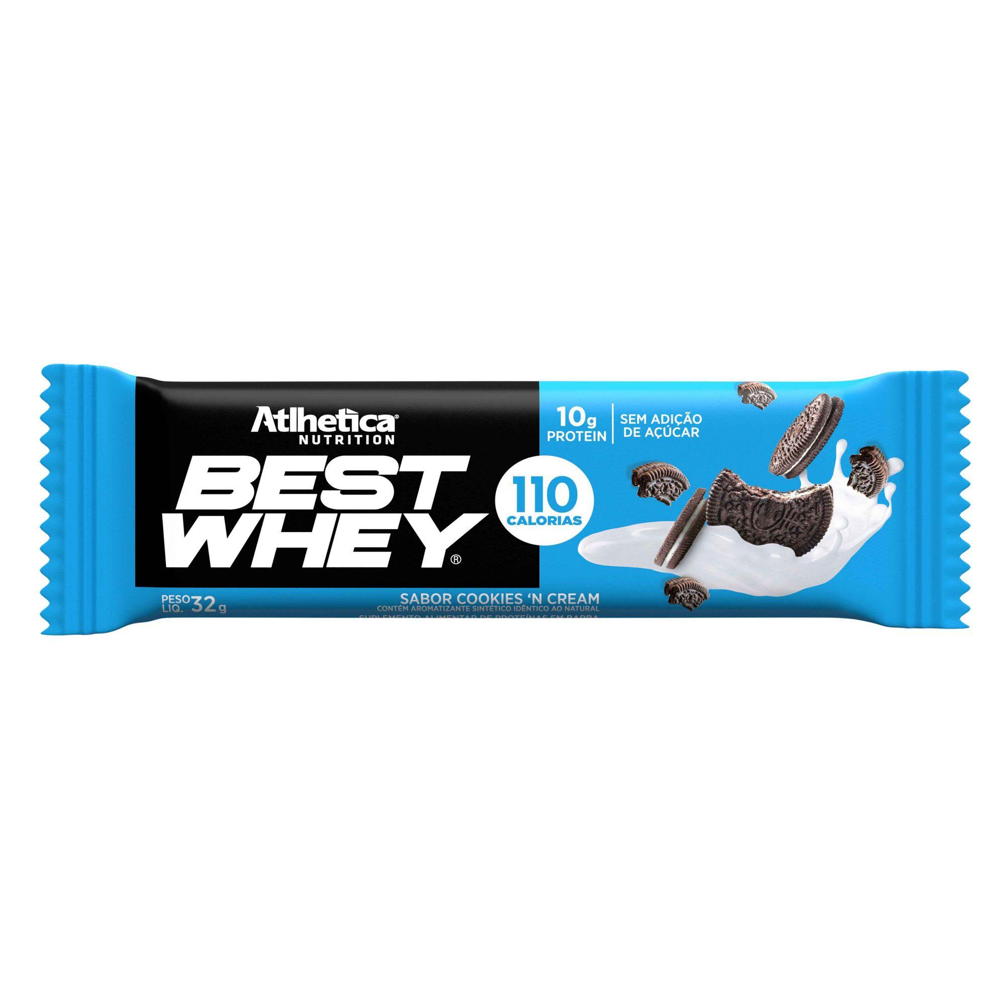 Best Whey Bar Uni. - Atlhetica Nutrition