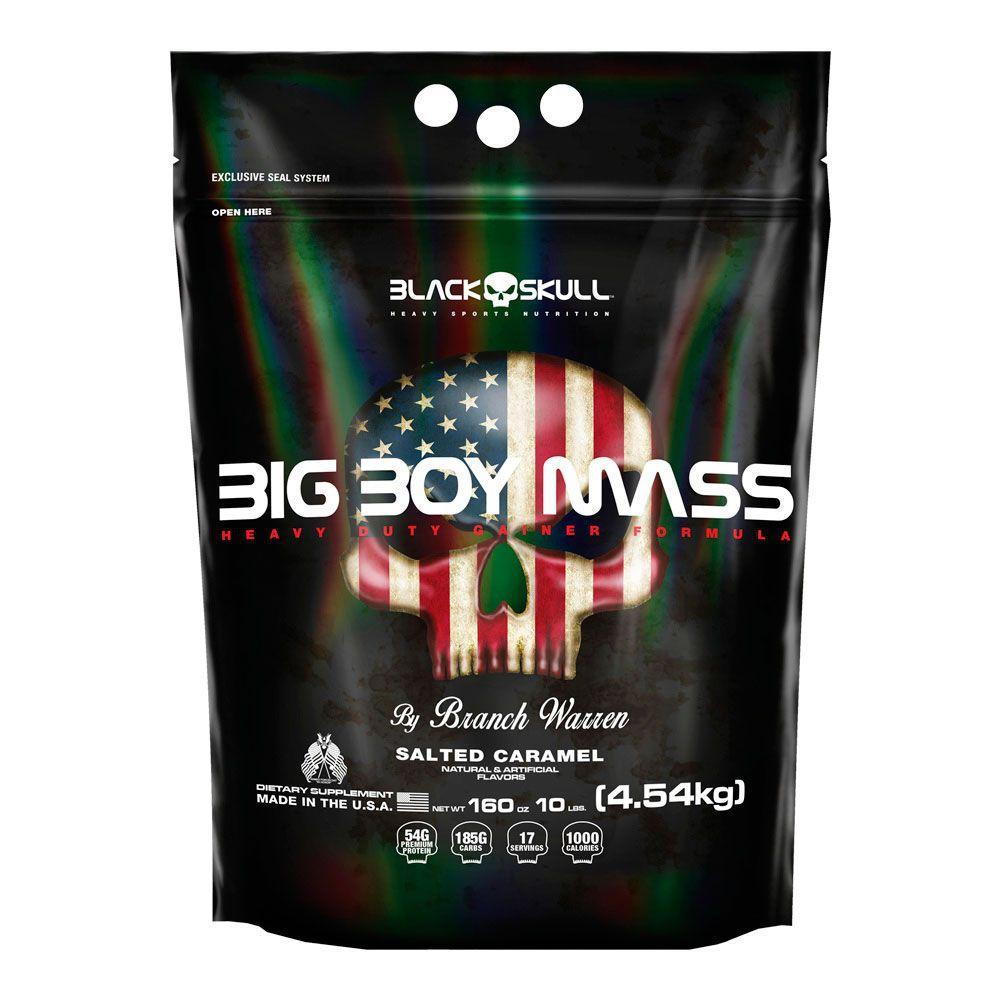 Big Boy Mass 4,54Kg Refil - Black Skull
