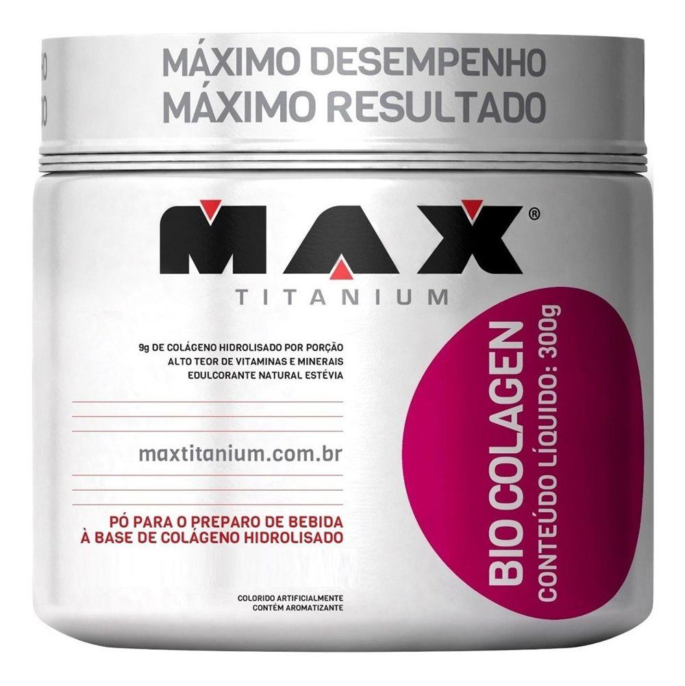 BIO Colagen 300g - Max Titanium