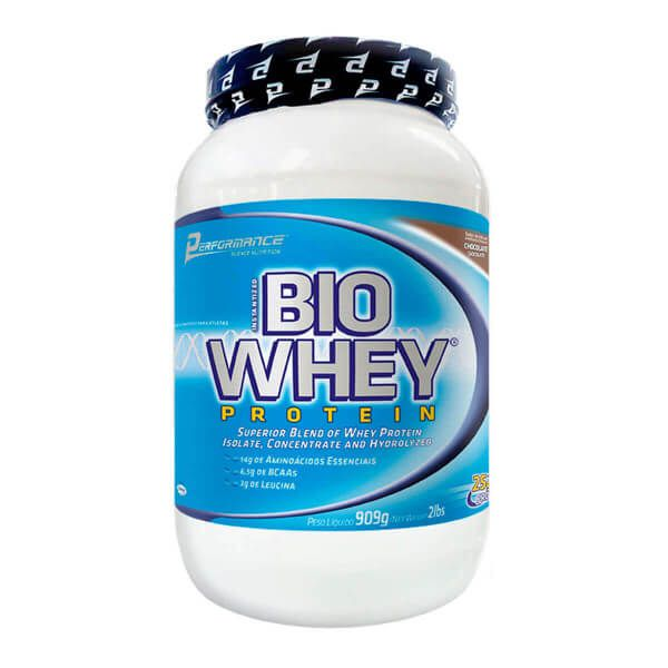 Bio Whey 900g - Performance