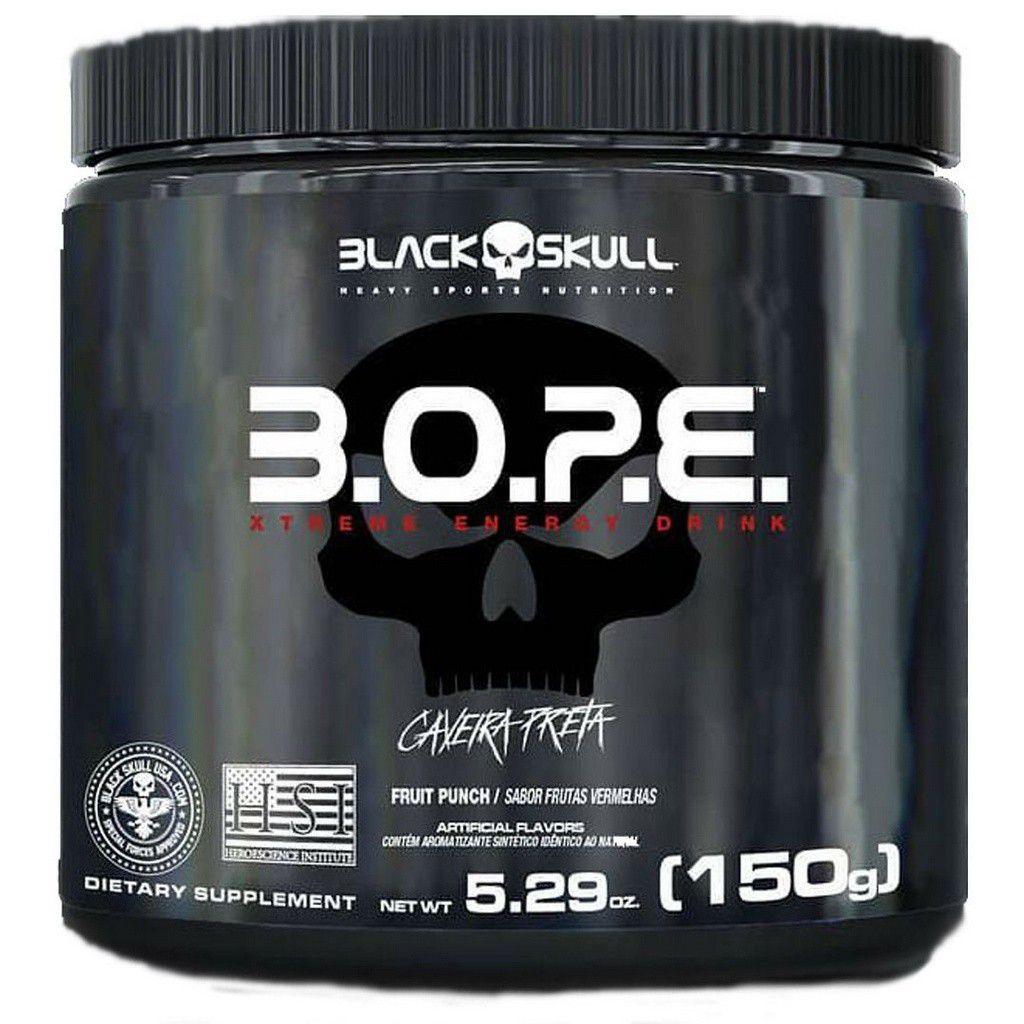 BOPE 150g - Black Skull