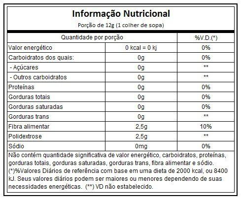 Caldas Doces 0% Açúcar 335g - Mrs. Taste