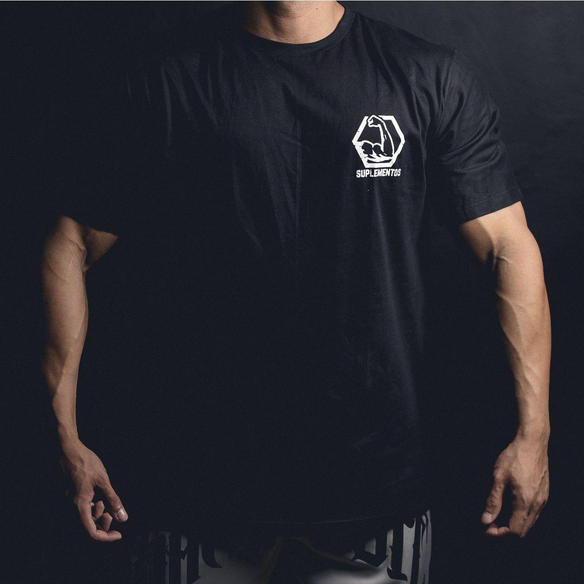 Camisa Masculina - TEAM BC