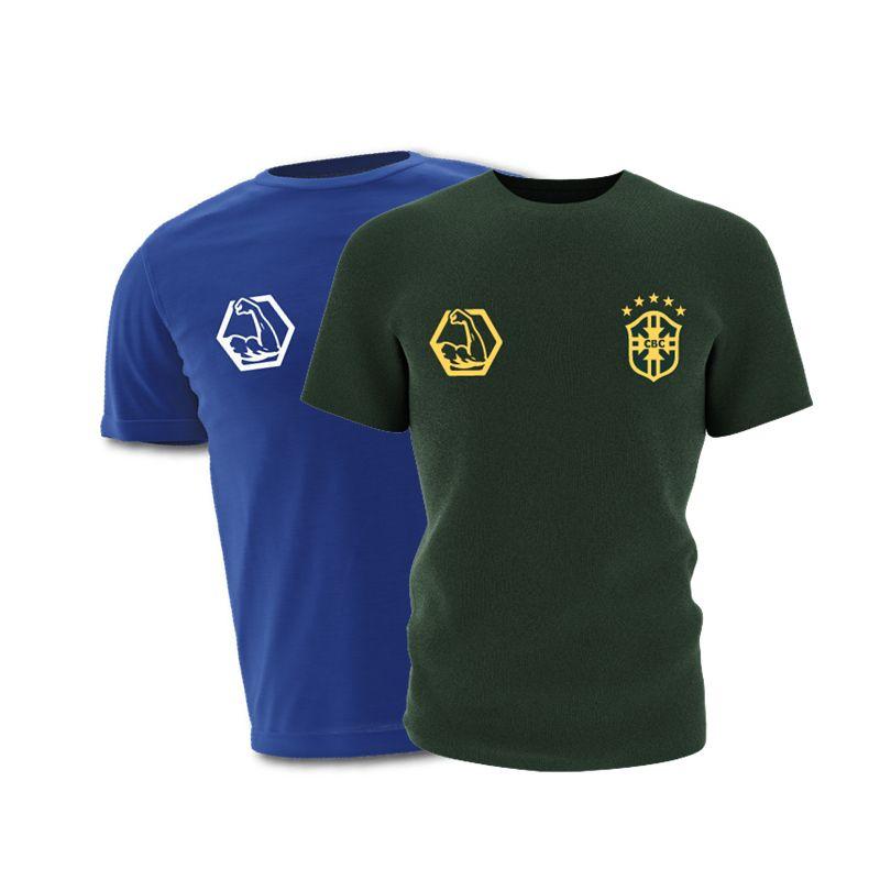 Camisa Seleção - TEAM BC