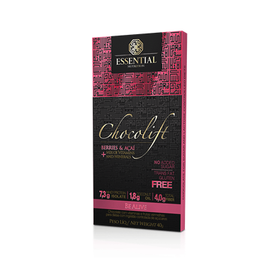 Chocolift Be Alive 40g - Essential Nutrition