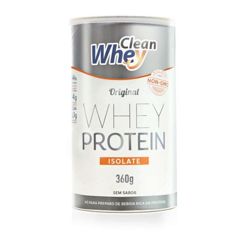 Clean whey Isolate 360g - Glanbia