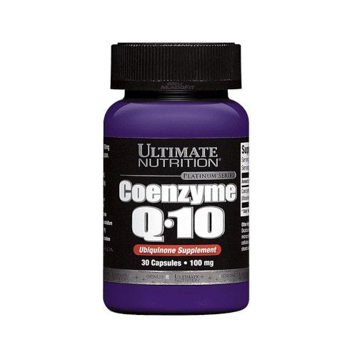Coenzima Q-10 100mg 30 Caps - Ultimate Nutrition