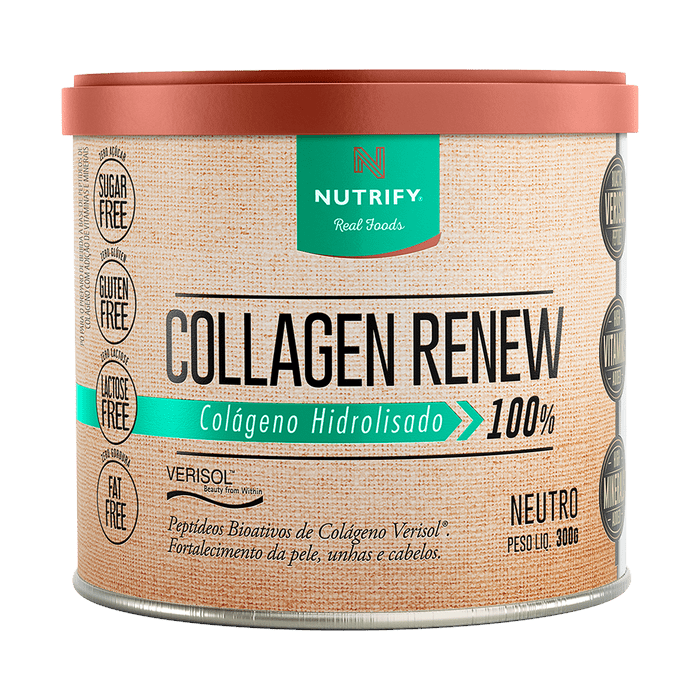Colageno Hidrolisado Renew 300g - Nutrify