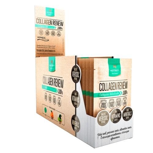 Colageno Hidrolisado Renew 20 Saches - Nutrify