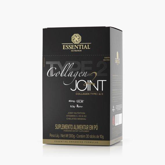 Collagen Joint 30 Sachês de 9g - Essential Nutrition