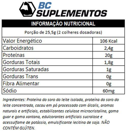 Combat 100% Whey 1,8Kg - Muscle Pharm