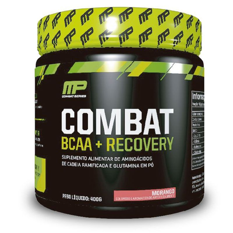Combat BCAA + Recovery 400g - Muscle Pharm