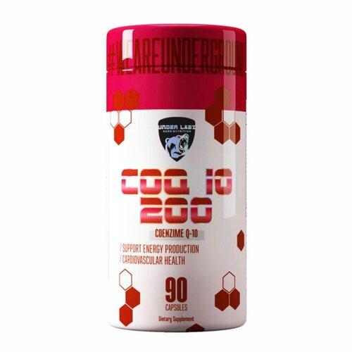 Coq 10 200 90 Caps - Under Labz